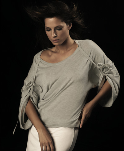 Viridis Luxe || spring 08 :  spring fashion skirt top